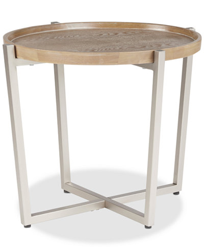 Solace End Table, Quick Ship