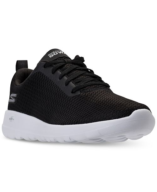 06d7b90128be Skechers Men s GOwalk Max Walking Sneakers from Finish Line ...