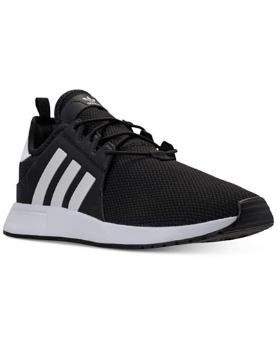 adidas men's xplr casual sneakers from finish line