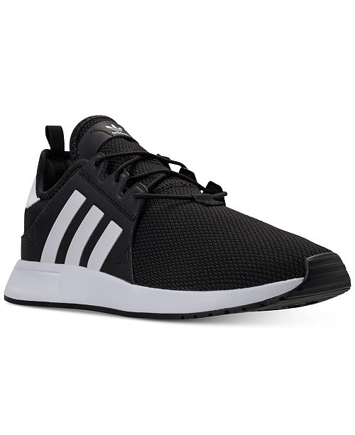 96ae1bbbeaa2 adidas Men s X PLR Casual Sneakers from Finish Line   Reviews ...