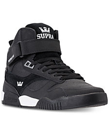 Supra Men's Bleeker High Top Casual Sneakers from Finish Line