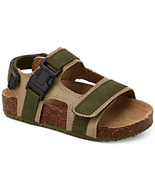 Carter's Alburn Sandals, Toddler & Little Boys (4.5-3)