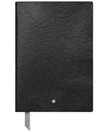 Montblanc Fine Stationery #146 Black Lined Notebook