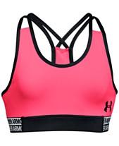5d279ed4f3b6f Under Armour Big Girls HeatGear® Sports Bra