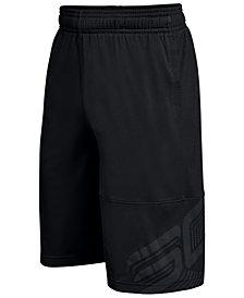 Under Armour SC30 Shorts, Big Boys