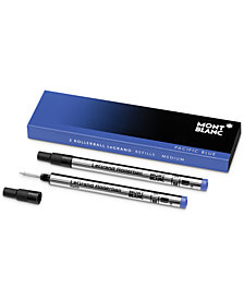 Montblanc Pacific Blue LeGrand Rollerball Refills