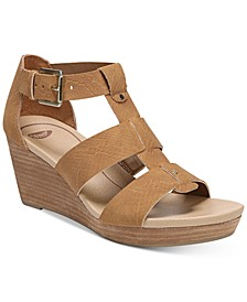 Barton Wedge Sandals