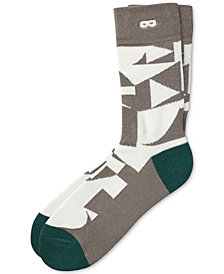 Pair of Thieves Men's El Guapo Printed Crew Socks