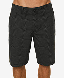 O'Neill Men's Bristol Plaid Shorts