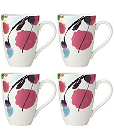 Lenox Manarola Mugs, Set of 4