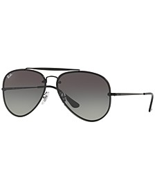 Sunglasses, RB3584N BLAZE AVIATOR GRADIENT