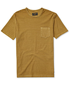 Billabong Men's Stringer Striped Pocket T-Shirt
