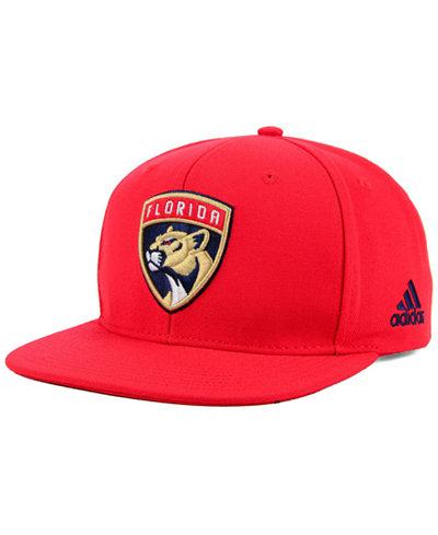 adidas Florida Panthers Core Snapback Cap