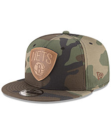 New Era Brooklyn Camo 9FIFTY Snapback Cap