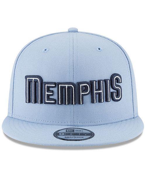 online store e2e54 7e4c1 Memphis Grizzlies Statement Jersey Hook 9FIFTY Snapback Cap