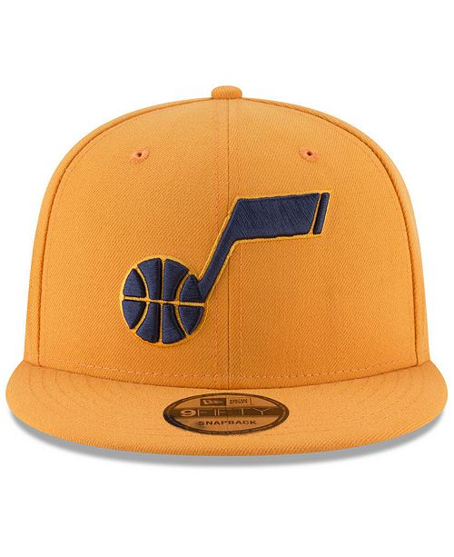 sneakers for cheap 48ea7 03817 ... spain new era. utah jazz statement jersey hook 9fifty snapback cap. be  the first