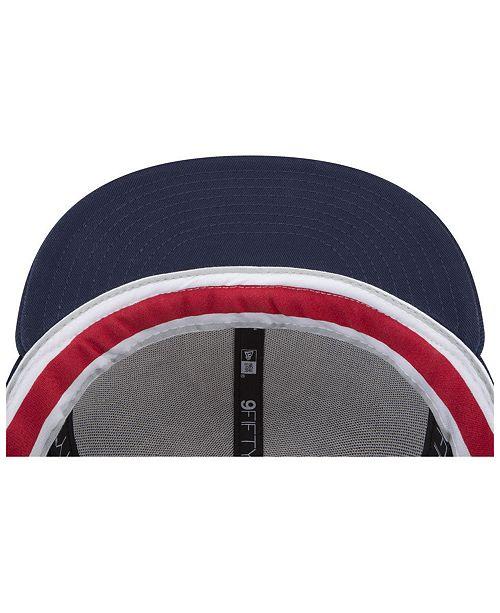 new style 546b3 d5e2c ... ireland new era. washington wizards statement jersey hook 9fifty  snapback cap. be the first