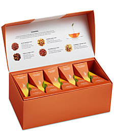Tea Forté Chakra 20-Infuser Presentation Box