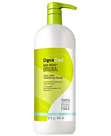 Deva Concepts No-Poo Zero Lather Conditioning Cleanser, 32-oz., from PUREBEAUTY Salon & Spa