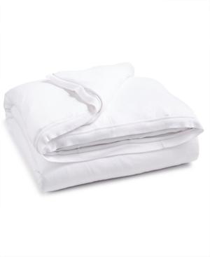 Calvin Klein Modern Cotton Julian White Twin Duvet Cover Bedding