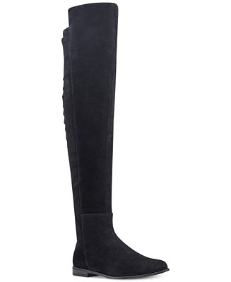 18d774cdb73 Nine West Eltynn Over-The-Knee Boots   Reviews - Boots - Shoes - Macy s