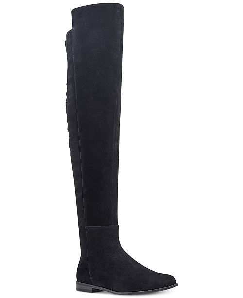Nine West Women's Eltynn Over The Knee Boot mIv5gR0rR