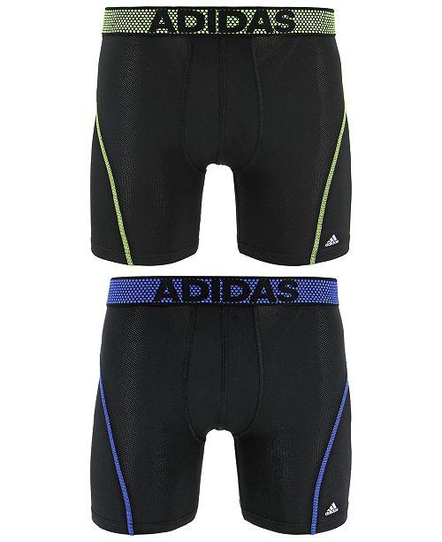 hommes resolutionbleu Ensemble de pour boxers Climacool® hommesnoirjaune Vetementschaussettes Performance solairehaute Sport pour d'Adidassous 2 lcK1JF