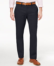 Club Room Men's Stretch Chinos, Created for Macy's
