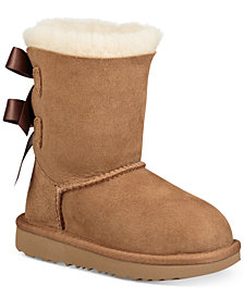 UGG® Toddler Bailey Bow II Boots