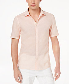 Daniel Hechter Paris Men's Avery Dot-Print Shirt