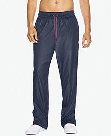 Champion Men's Satin Logo Side-Taped Pants