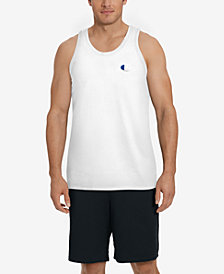 Champion Men's Logo Tank Top