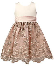 Jayne Copeland Embroidered Dress, Little Girls