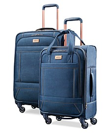 Belle Voyage Softside Luggage Collection