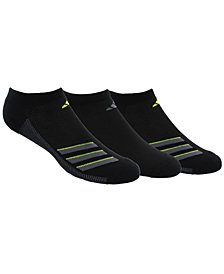 adidas Men's Superlite No-Show Socks, 3-Pack