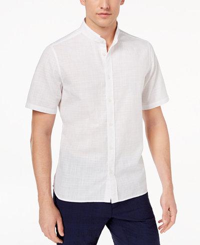 Daniel Hechter Paris Men's Angus Textured Shirt