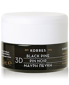 KORRES Black Pine 3D Sleeping Facial, 1.4 oz.