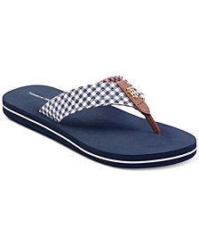 Tommy Hilfiger Women's Crissa Flip Flops