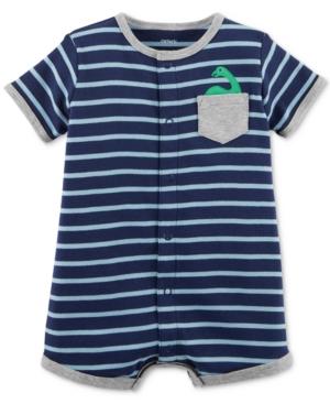 Carter's Striped Pocket...