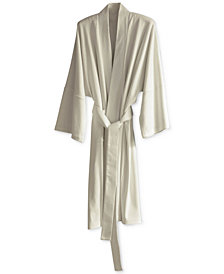 Under the Canopy Fair Trade Cotton Kimono Bath Robe