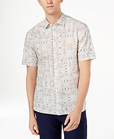 Daniel Hechter Paris Men's Austin Printed Shirt
