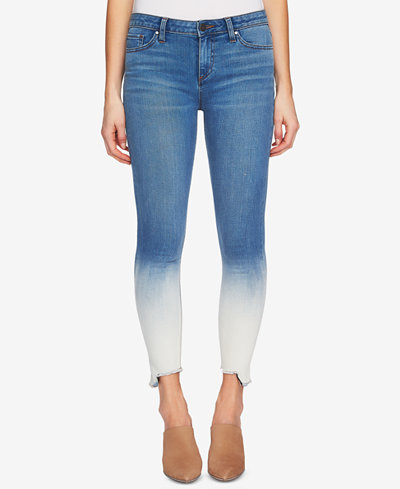 1.STATE Dip-Dyed Skinny Jeans