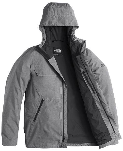 843b4865ef ... spain the north face. mens jenison ii insulated rain jacket.