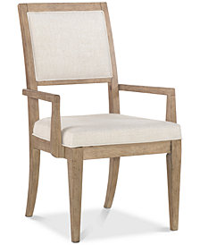 Bridgegate Upholstered Back Armchair