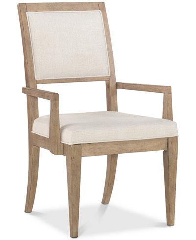 Bridgegate Upholstered Back Armchair