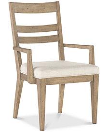 Bridgegate Slat Back Armchair
