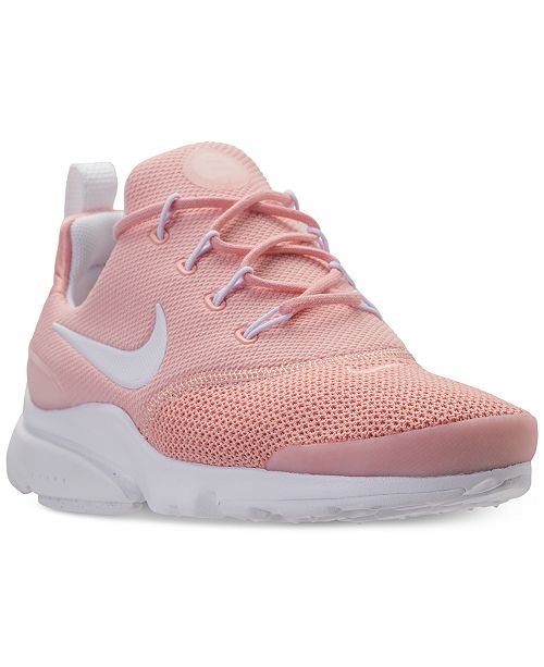 separation shoes 89acb c4bb1 Nike Women's Presto Fly Running Sneakers from Finish Line ...