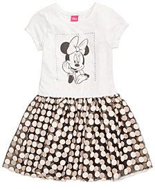 Disney's® Minnie Mouse Tutu Dress, Little Girls