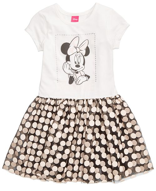 fd1f98a4 Disney Minnie Mouse Tutu Dress, Toddler Girls & Reviews - Dresses ...