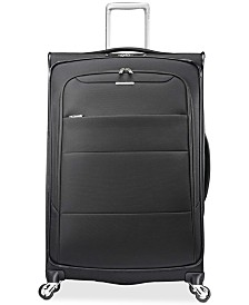 """CLOSEOUT! Samsonite ECO-Spin 29"""" Expandable Softside Spinner Suitcase, Created for Macy's"""